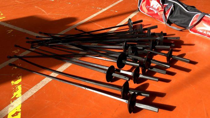 Juegos Deportivos Municipales Esgrima